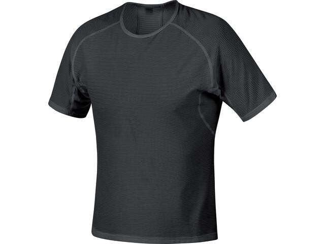 GORE RUNNING WEAR ESSENTIAL BL Shirt Men black